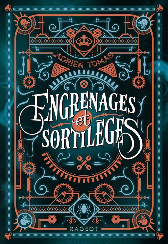 Adrien Tomas - ENGRENAGES ET SORTILEGES Engrenages-et-sortileges-1153696