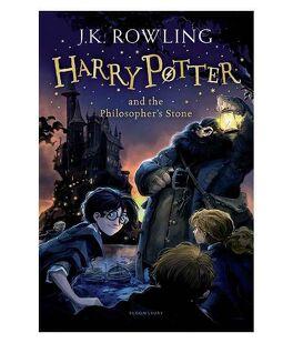 Couverture du livre : Harry Potter and the Philosopher's Stone