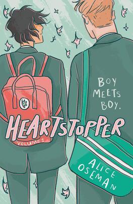 Couverture du livre : Heartstopper