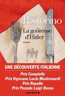 Couverture du livre : La goûteuse d'Hitler