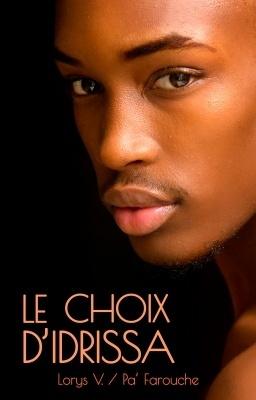 Couverture du livre : Le choix d'Idrissa