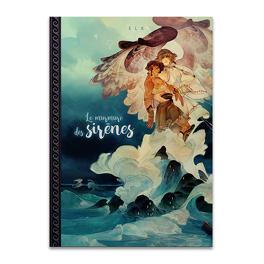 Couverture du livre : Le murmure de Sirènes