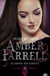 couverture Amber Farrell, Tome 4: La danse des esprits
