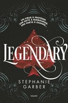 couverture Caraval, Tome 2 : Legendary
