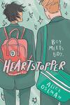 couverture Heartstopper, Tome 1 : Deux garçons, une rencontre