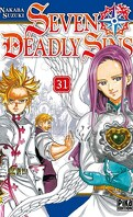 Seven Deadly Sins, Tome 31