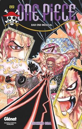 Couverture du livre : One Piece, Tome 89 : Bad End Musical