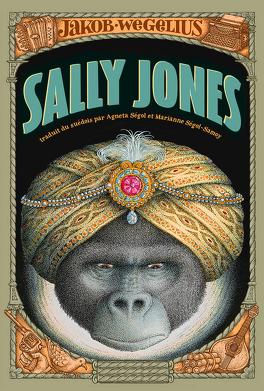 Couverture du livre : Sally Jones
