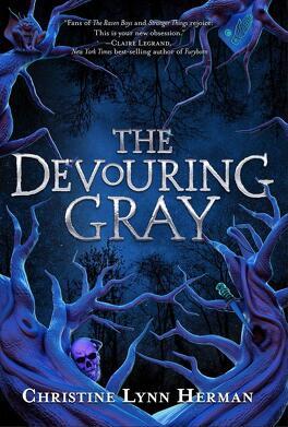 Couverture du livre : The Devouring Gray