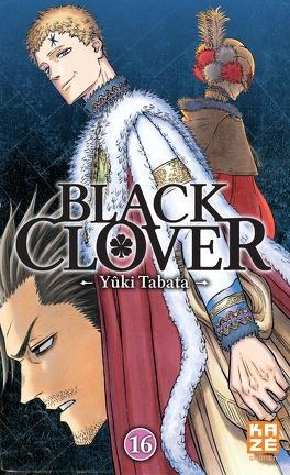 Couverture du livre : Black Clover, Tome 16