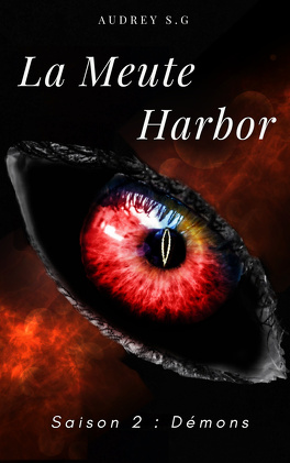 Couverture du livre : La Meute Harbor, Saison 2 : Démons