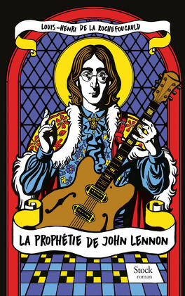 Couverture du livre : La Prophétie de John Lennon