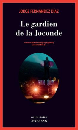 Couverture du livre : Le Gardien de la Joconde