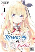 Romio vs Juliet, Tome 1