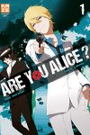 couverture Are you Alice ? Tome 1