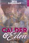 couverture Calder et Eden, Tome 2