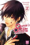 couverture Queen's Quality, Tome 2