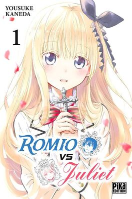 Couverture du livre : Romio vs Juliet, Tome 1