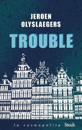 Couverture du livre : Trouble