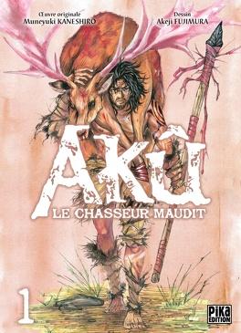 Couverture du livre : Akû, le chasseur maudit, Tome 1