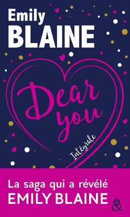 Couverture du livre : Dear You, Intégrale