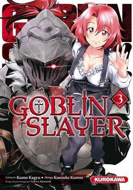 Couverture du livre : Goblin Slayer, Tome 3