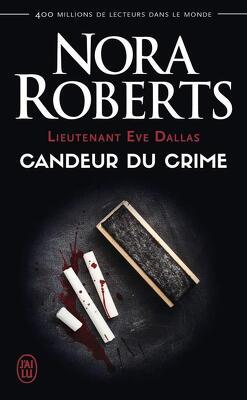 Couverture de Lieutenant Eve Dallas, Tome 24 : Candeur du crime