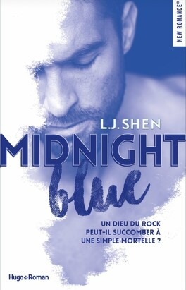 Couverture du livre : Midnight Blue