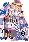 Alice in Murderland, Tome 8