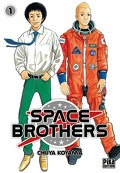 Space Brothers, Tome 1