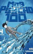 Mob Psycho 100, tome 4