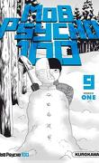 Mob Psycho 100, tome 9