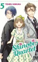 Shinobi Quartet, Tome 5