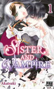 Sister and Vampire, Tome 1