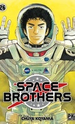 Space Brothers, Tome 26