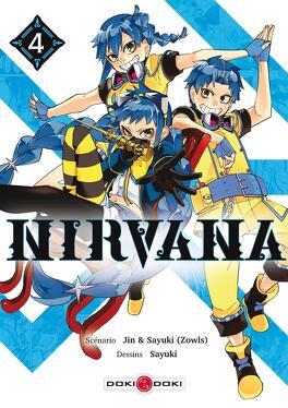 Couverture du livre : Nirvana, Tome 4
