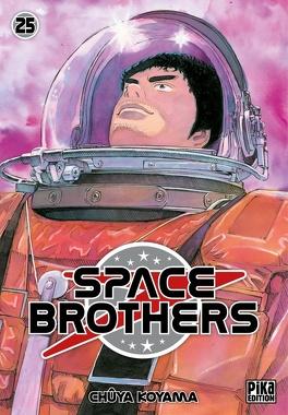 Couverture du livre : Space Brothers, Tome 25