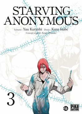 Couverture du livre : Starving Anonymous, Tome 3