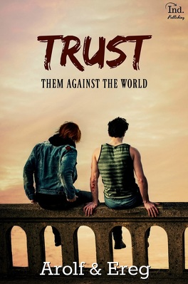 Couverture du livre : TRUST - Them against the world