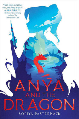 Couverture du livre : Anya and the Dragon