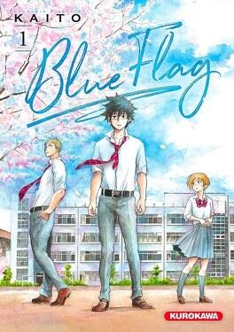 Couverture du livre : Blue Flag, Tome 1