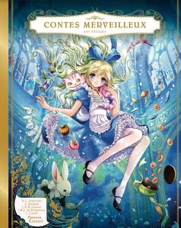 Couverture du livre : Contes merveilleux