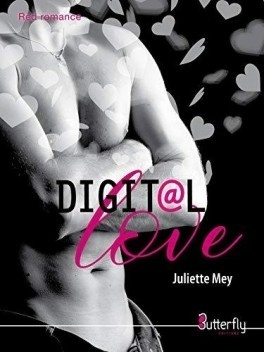 Couverture du livre : Digital love
