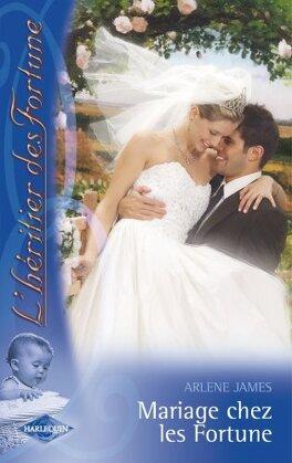 Couverture du livre : L'Héritier des Fortune, Tome 5 : Mariage chez les Fortune