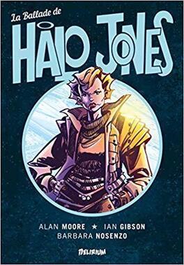 Couverture du livre : La ballade de Halo Jones