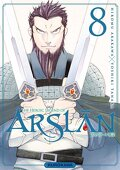 The Heroic Legend of Arslân, Tome 8