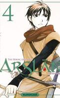 The Heroic Legend of Arslân, Tome 4