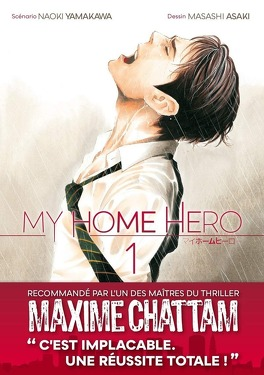 Couverture du livre : My Home Hero, Tome 1
