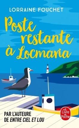 Couverture du livre : Poste restante à Locmaria