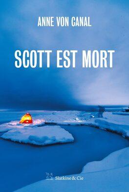 Couverture du livre : Scott est mort